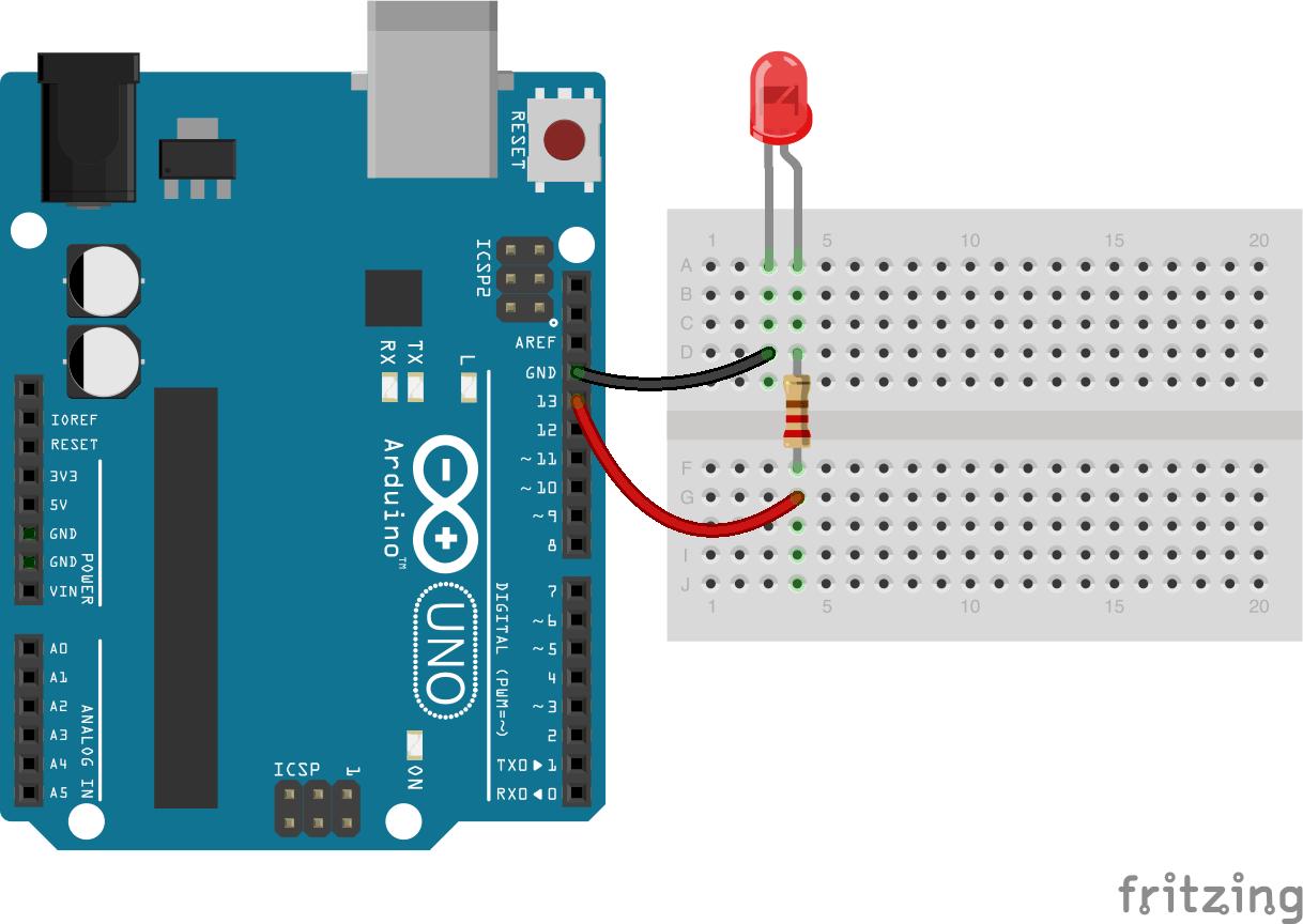 Leds Aprendiendo Arduino