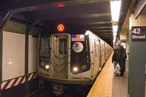 Although NYC subway stations can be dirty, rat infested, and impossible crowded, oh how I miss you every day.