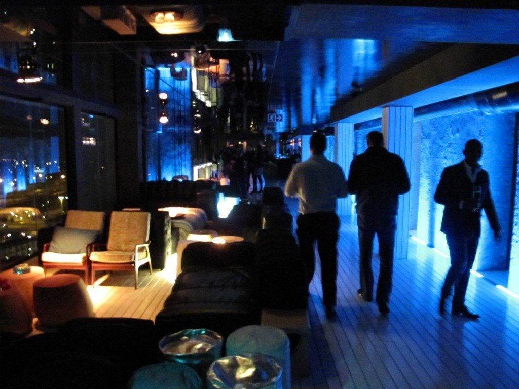 Randlords, a rooftop nightclub in Braamfontein.