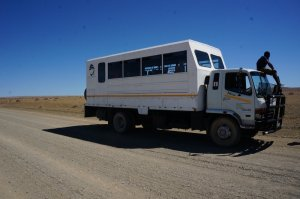 The Nomad truck. Looks eerily similar to the Acacia truck...