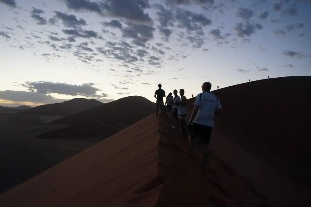 dune 45 sunrise namibia sossusvlei
