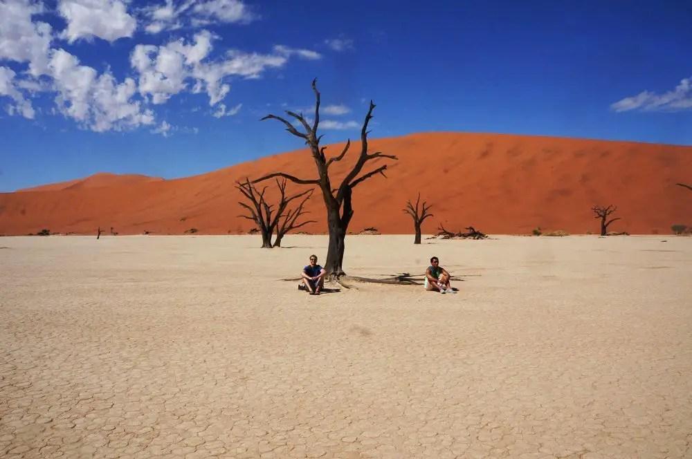 Deadvlei namibia sossusvlei namib desert