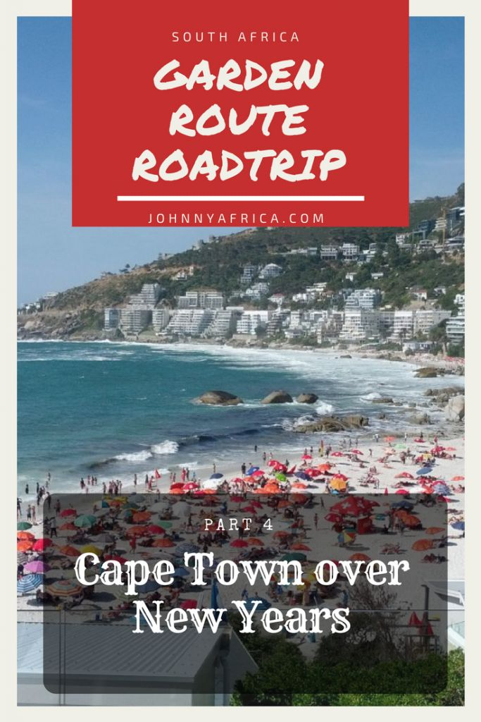 Garden Route Roadtrip Part 4: Cape Town New Years Travel Guide