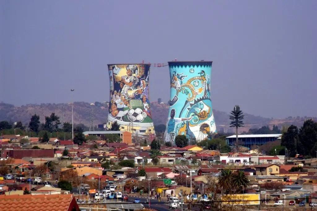 Orlando Towers Soweto