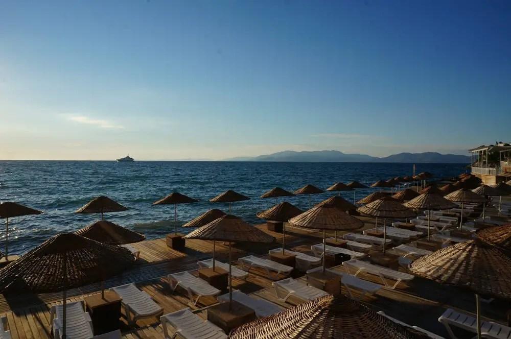 Charisma hotel kusadasi ocean view aegean