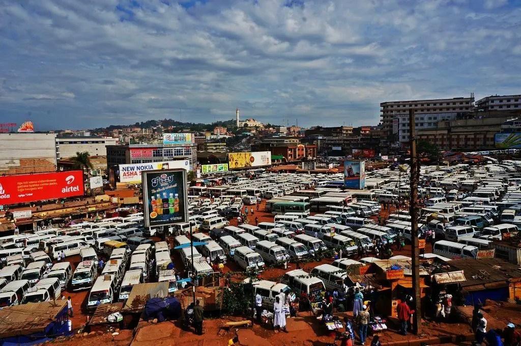 kampala uganda city