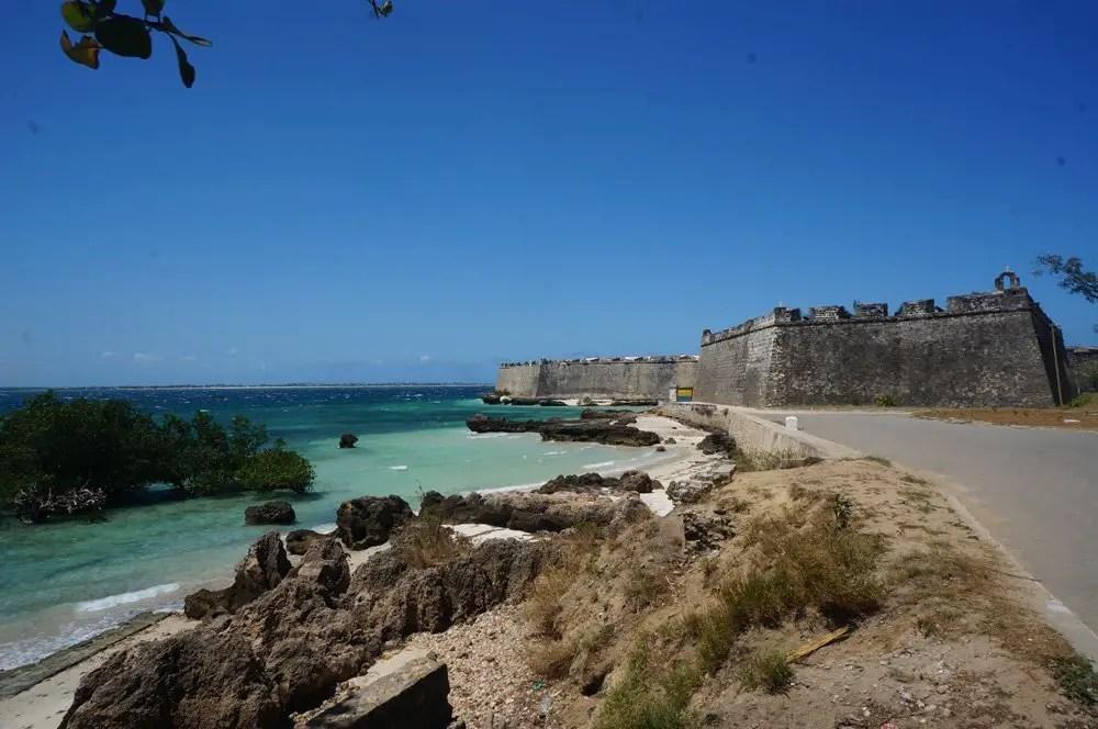 fortaleza ihla de mozambique