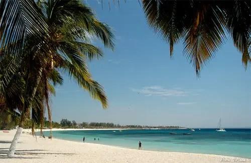 Wimbe Beach, Pemba