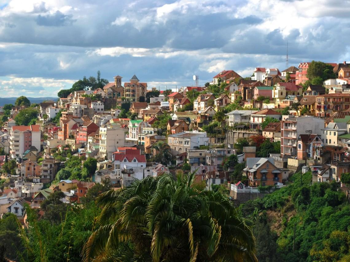 Antananarivo madagascar views