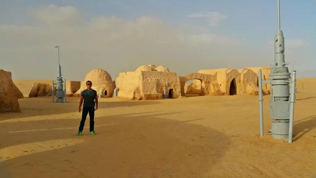 Ong Jemel Tatooine Star wars Tozeur Tunisia