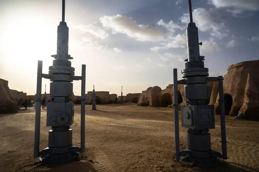 Tatooine Tozeur Star wars