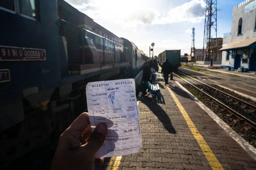 Tunis Train