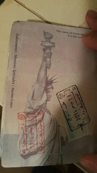 Tunisian Visa