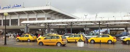taxis tunis