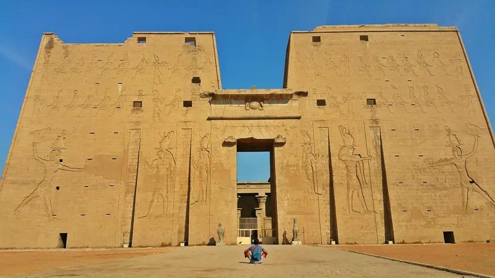 Edfu Temple
