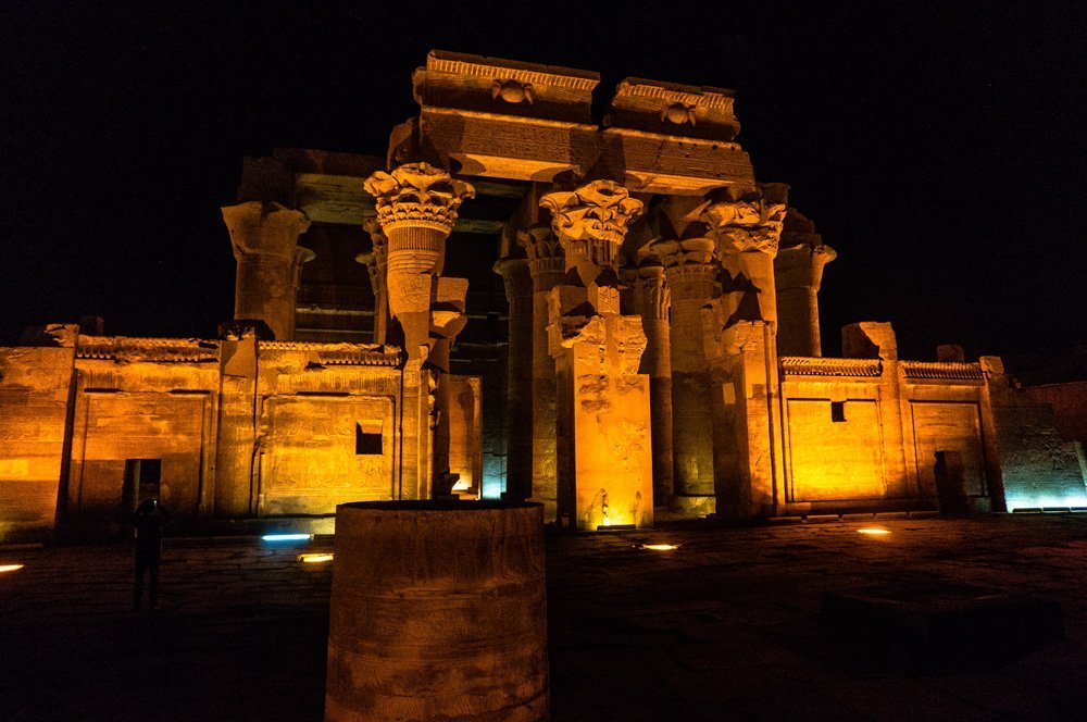 Temples in Egypt