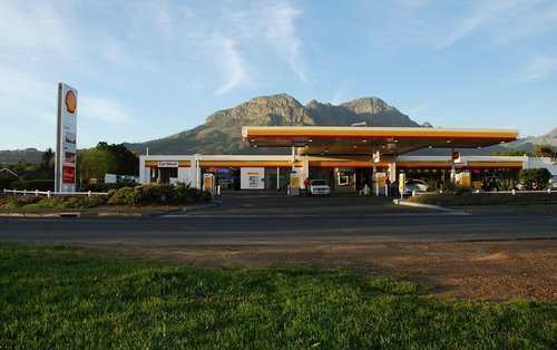 Gas Station Cape Town