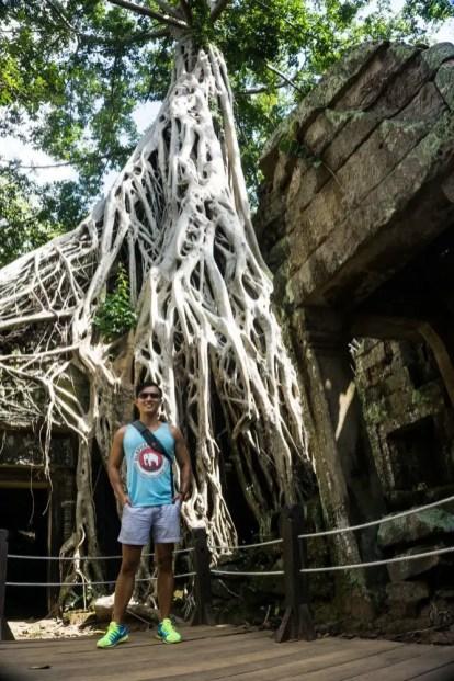 tomb raider angkor wat cambodia