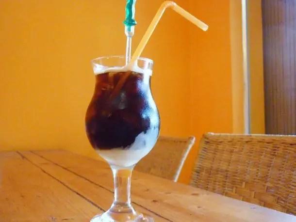 Khmer Iced Coffee