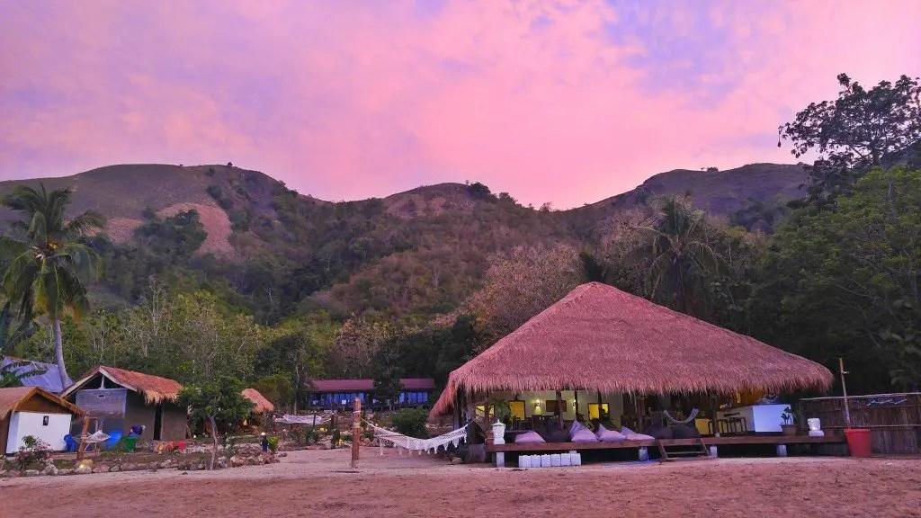 Scuba Junkie Komodo resort