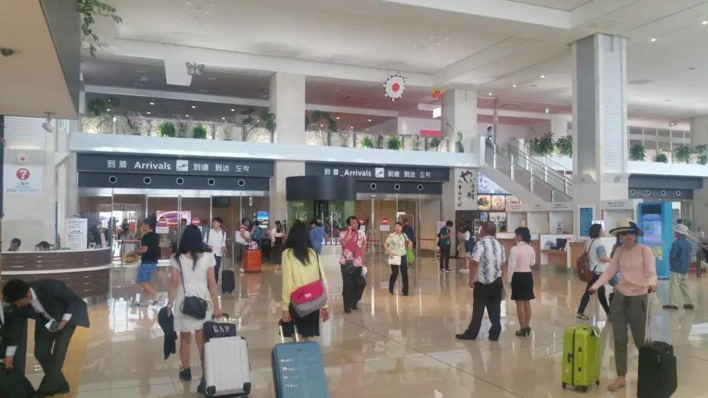 Ishigaki Domestic airport