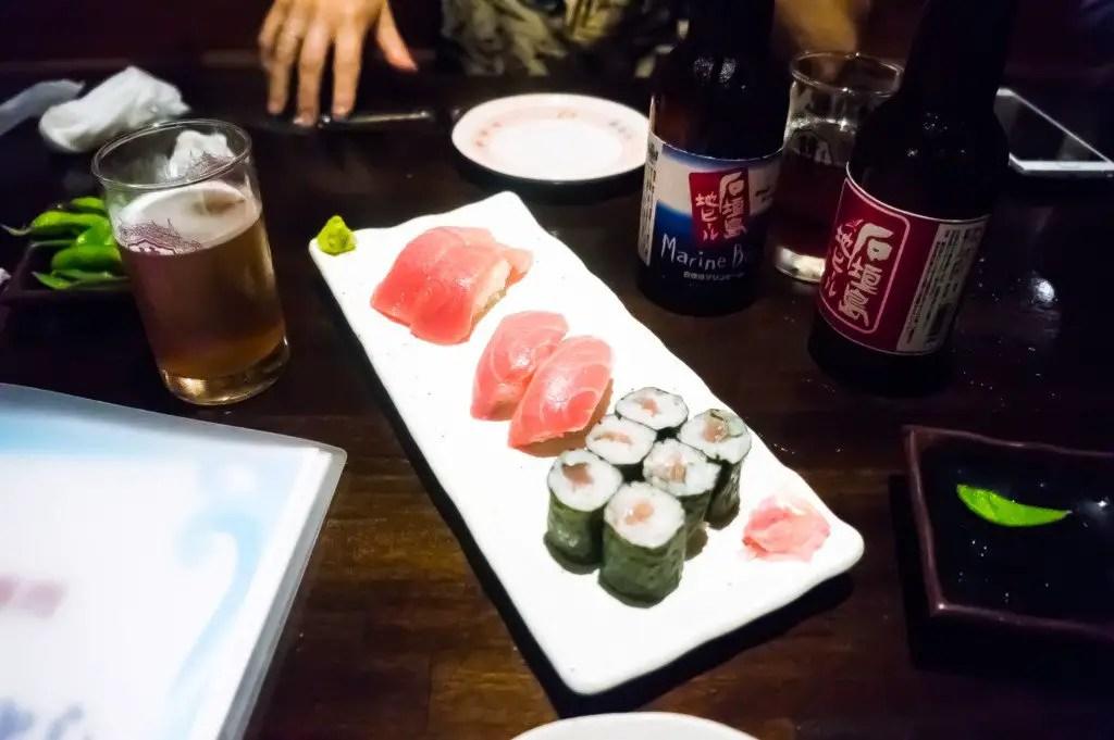 Hitoshi sushi Ishigaki