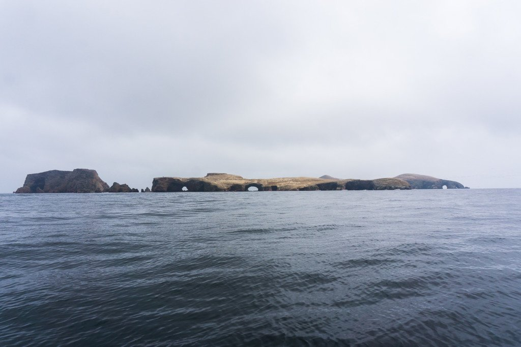 Isla Ballestas Panoramic