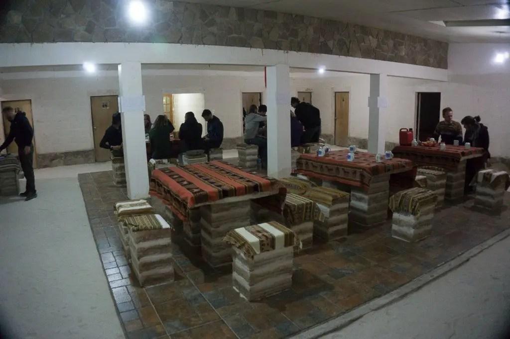 Salt hotel Uyuni