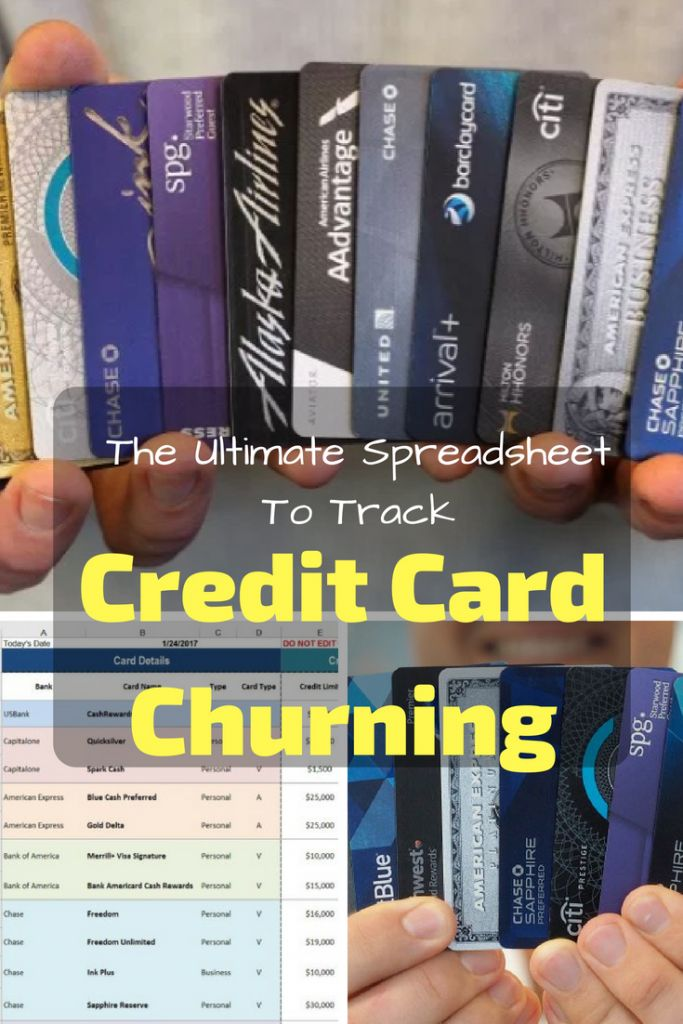 For those looking to maximize travel rewards by opening multiple accounts, keeping organized with a spreadsheet is imperative. This spreadsheet I made will accurately track all your cards and rewards in detail to get free travel. #spreadsheet #googlesheets #creditcards #traveltips #travelhacking #freeflights #churning