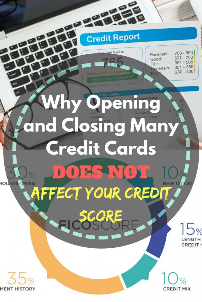 The most common misconception out there is that applying for too many credit cards hurts your credit score. There is little merit to this fear and here is why it is not the case. #creditscore #churning #travelhacking #traveltips