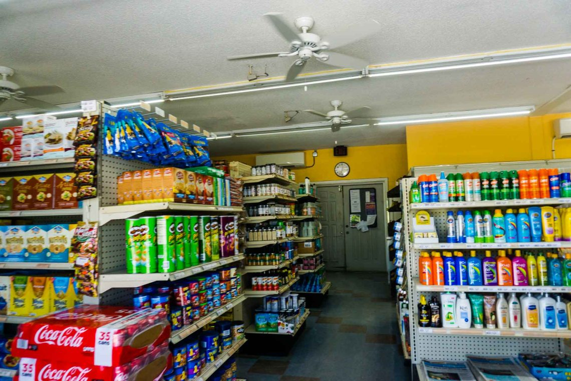 grocery store little cayman