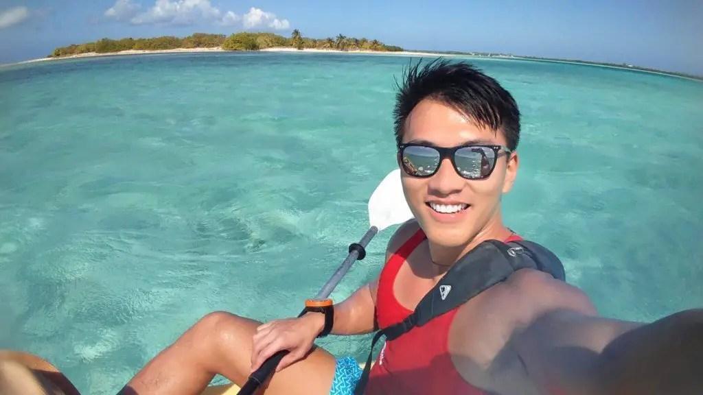 owen island kayak