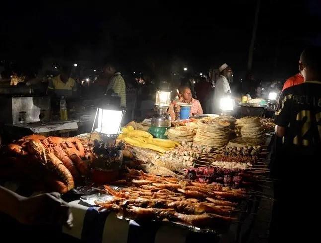 Forodhani market