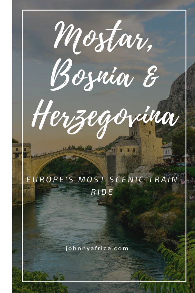 The beautiful town of Mostar is one of Bosnia and Herzegovina's most popular destinations, and makes for the perfect getaway from Dubrovnik. With its cobblestone streets, old buildings, and perhaps the most picturesque bridge in the world, this town looks like somewhat of a fairy tale.