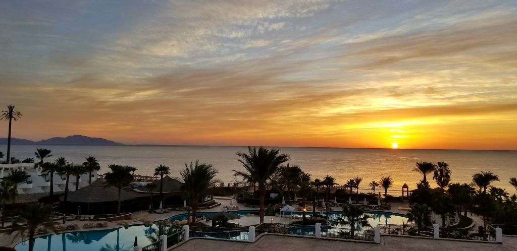sunrise sharm el sheikh red sea