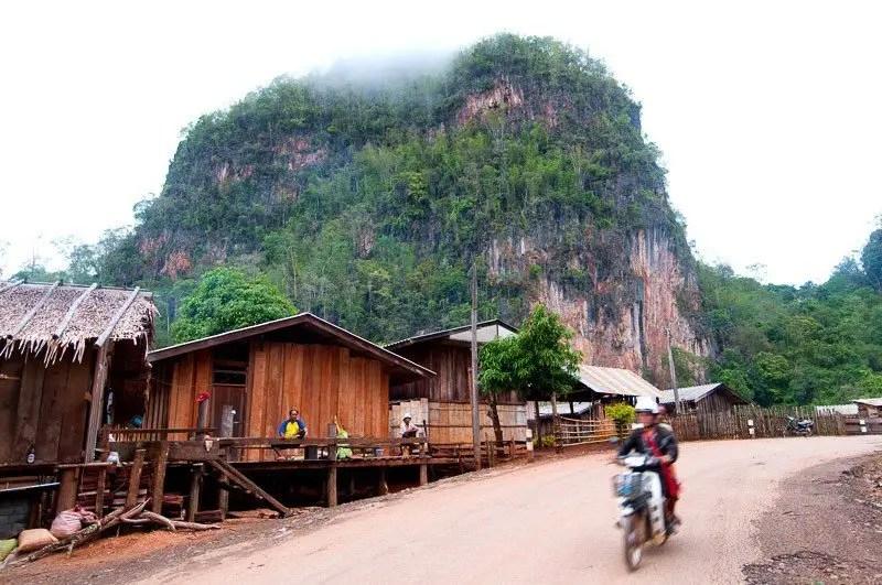 northeast loop phuket road trip