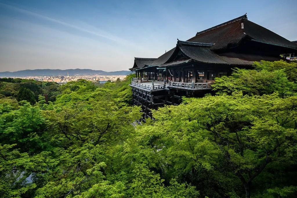 Kiyomizu Dera kyoto temple