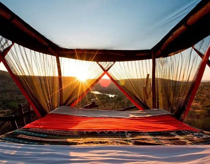Loisaba Star bed Resort