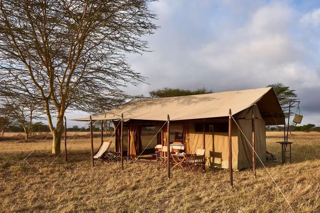 Serengeti Mobile Safari