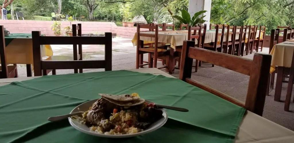 tikal restaurant
