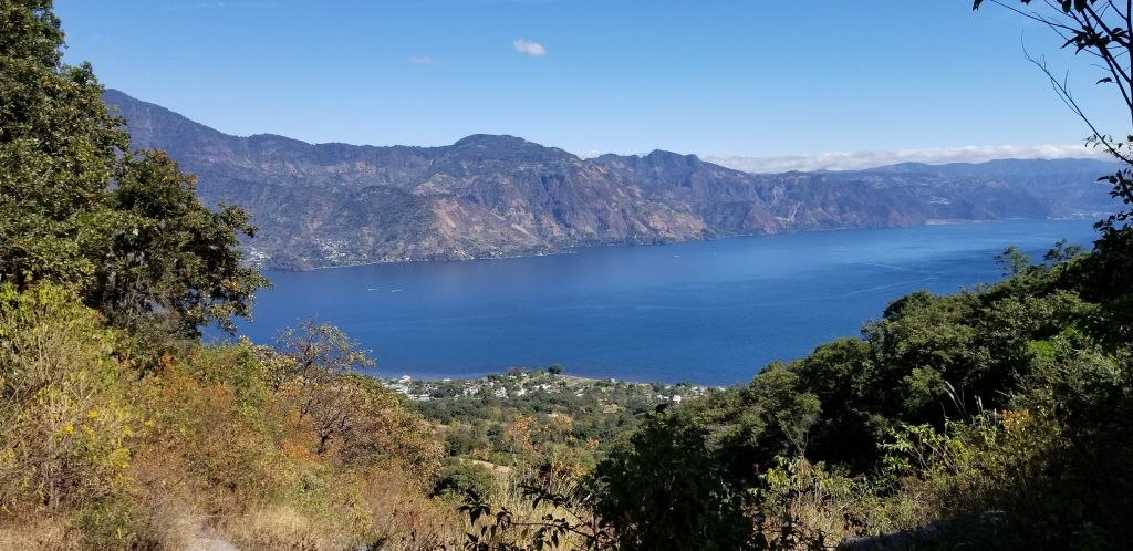 san pedro volcano hike