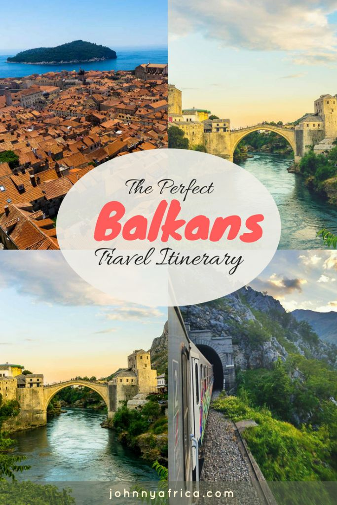 The Balkan states, consisting of the former Yugoslavian nations of Serbia, Montenegro, Croatia, Slovenia, Bosnia and Herzegonia, and Macedonia are Europe\'s hidden gem. I spent two weeks traveling through this region visiting places like Kotor, Dubrovnik, Kravice Waterfalls, Mostar, Hvar, and more!