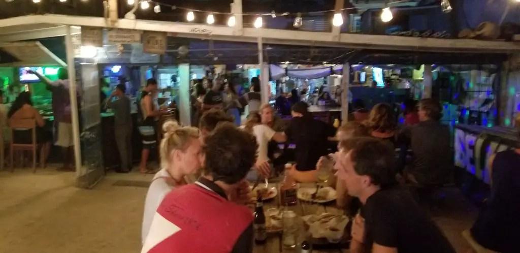 barrier reef sports bar belize
