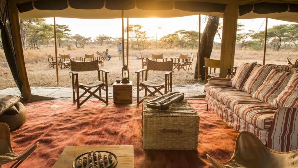 Nomad Serengeti Lodge