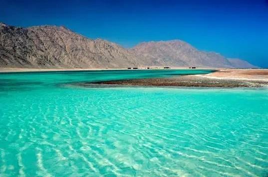 Ras Mohammed Egypt Beach