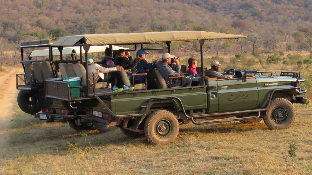 mhondoro safari south africa