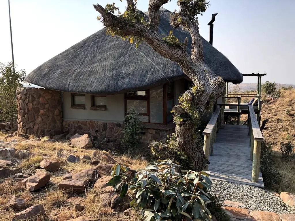 honeymoon bungalow safari lodge