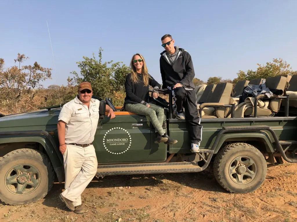 Mhondoro Safari lodge south africa