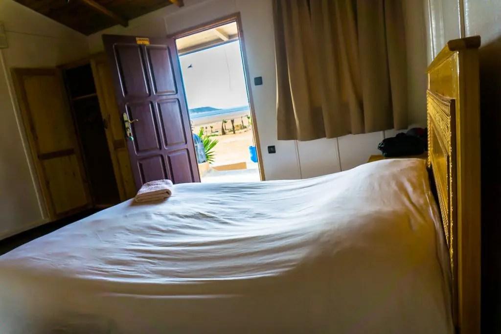 Cabin room at Dakhla Evasion