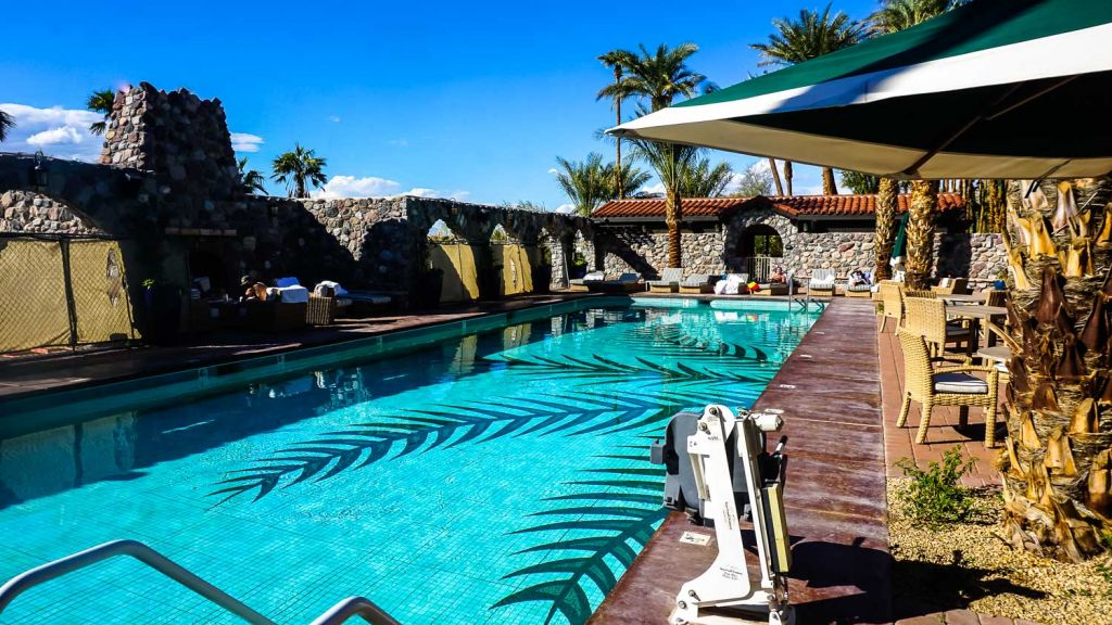 oasis inn death valley california